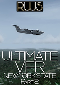 REALWORLDSCENERY - ULTIMATE VFR  – NEW YORK STATE PART 2