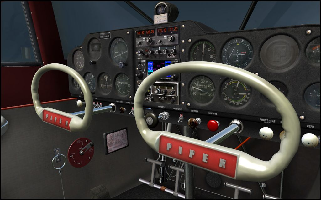 LIONHEART CREATIONS  - PIPER PACER SUPER PACK FSX P3D