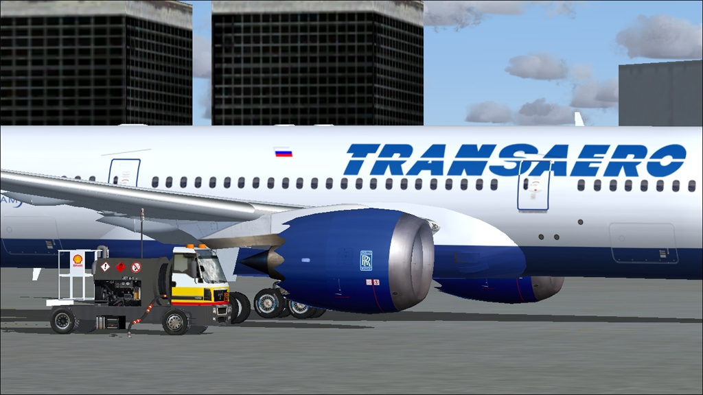 ALEX DESIGN - BOEING 787-8 DREAMLINER FS2004