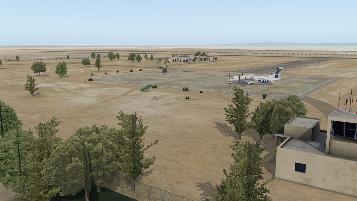 MSK - GWADAR INTERNATIONAL AIRPORT X-PLANE 11 FREE