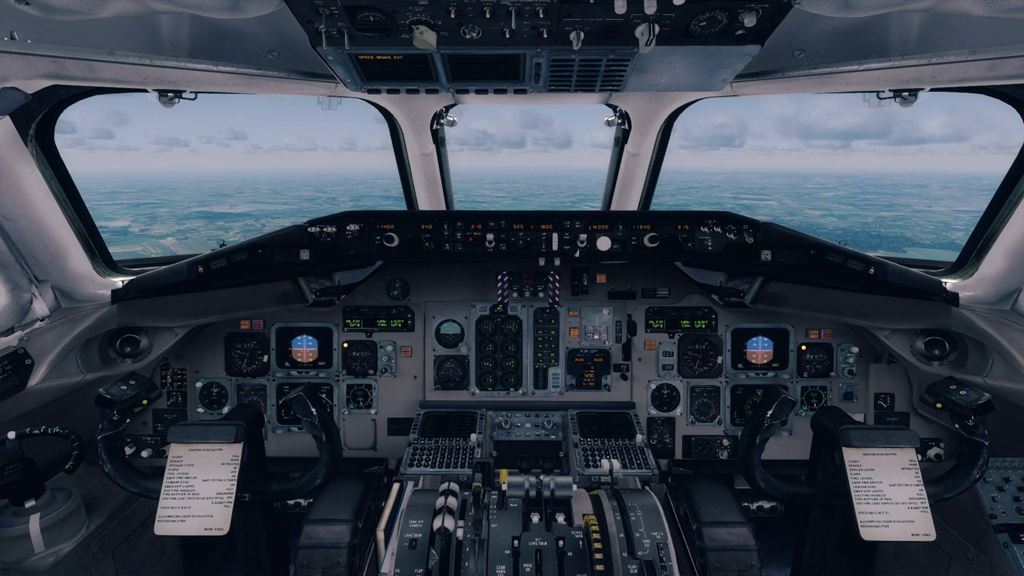 LEONARDO SOFTWARE - FLY THE MADDOG X 32 BIT FSX P3D
