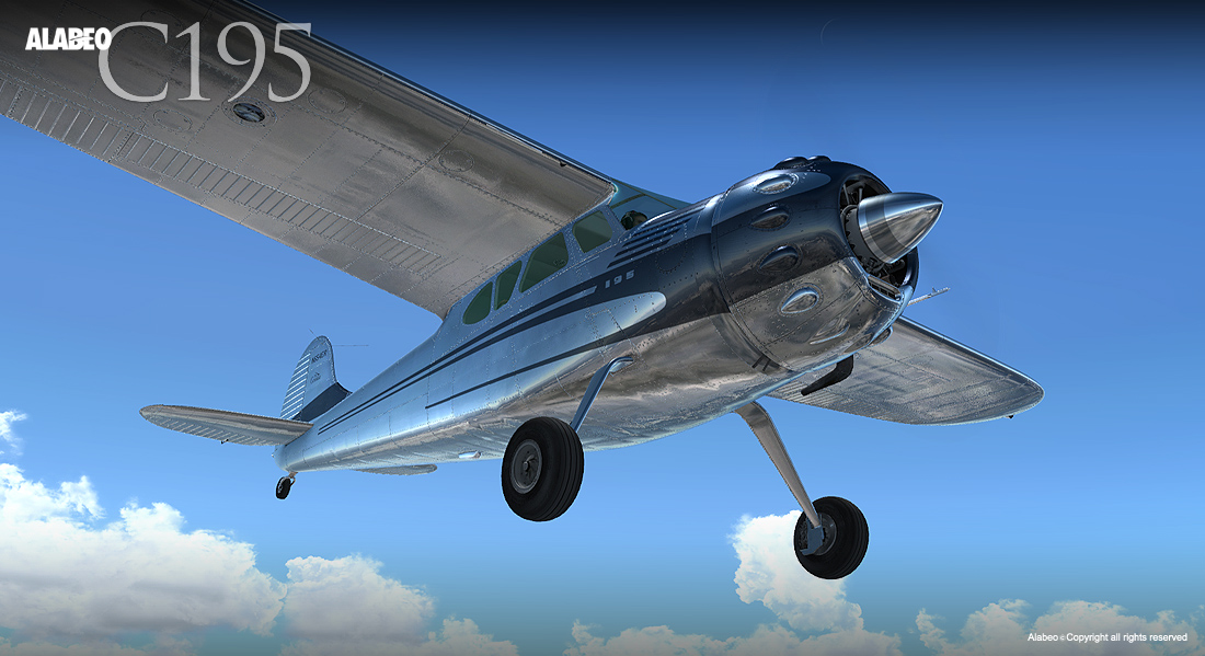 ALABEO - C195 BUSINESSLINER FSX P3D