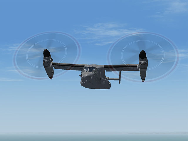 VIRTAVIA - MV-22 OSPREY