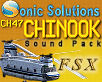 SONIC SOLUTIONS - CH47 CHINOOK SOUNDPACK