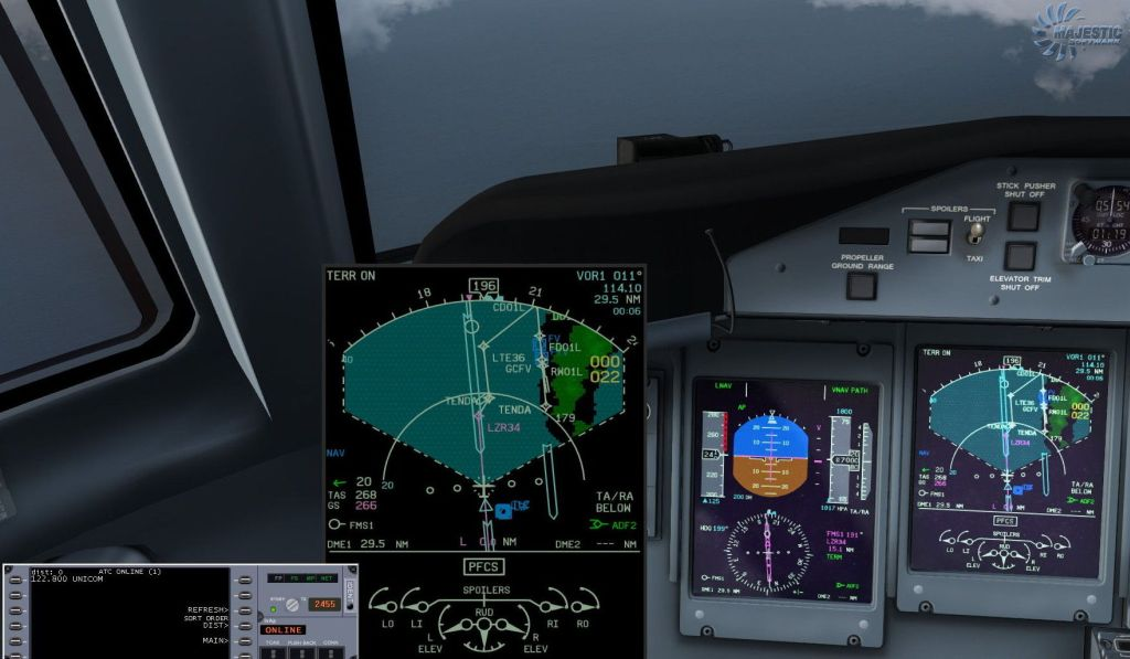 MAJESTIC SOFTWARE - DASH 8 Q400 PILOT EDITION FSX P3D
