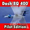 MAJESTIC SOFTWARE - DASH 8Q 400 PILOT EDITION - EU SALES