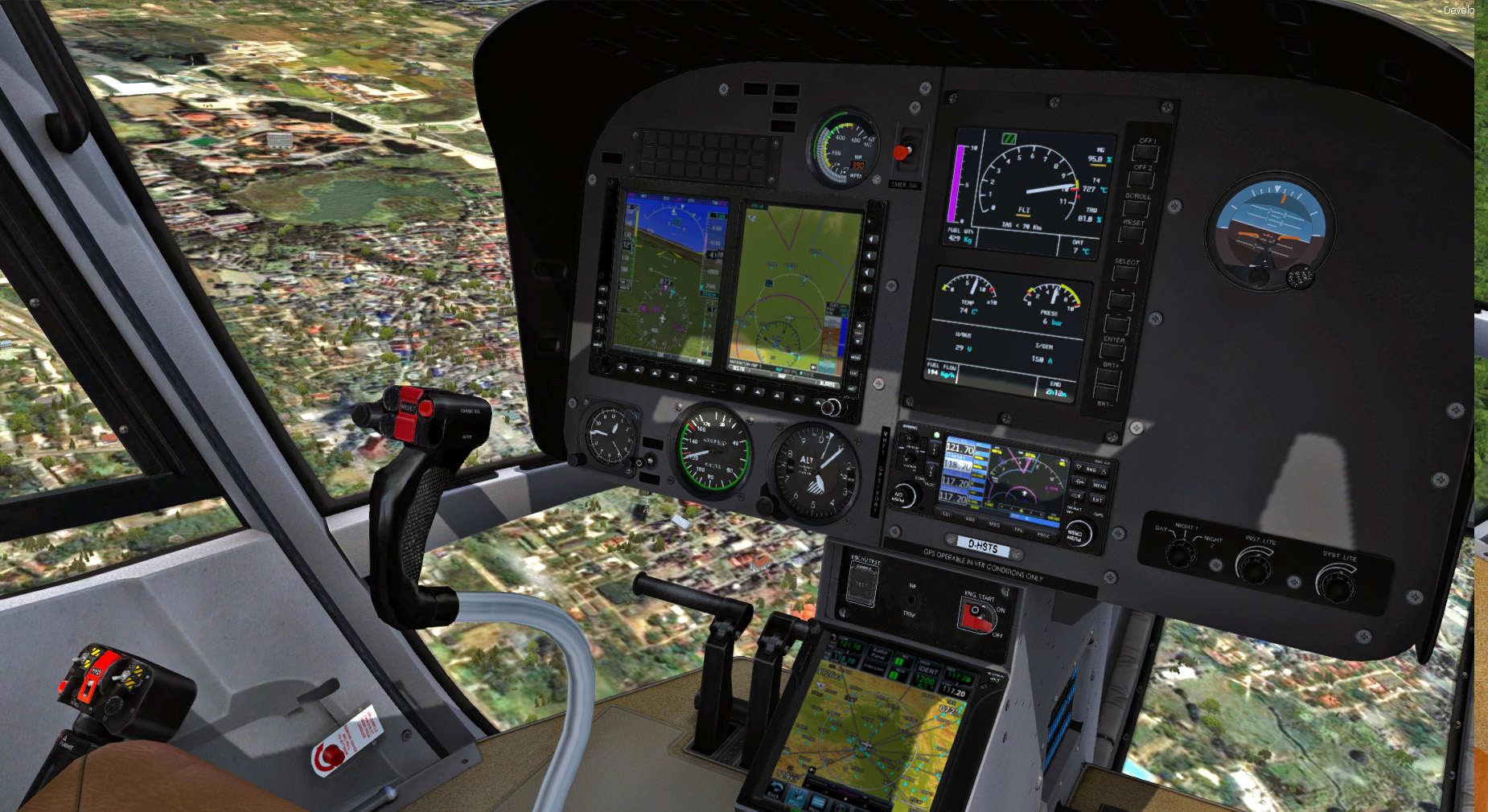 NEMETH DESIGNS - EUROCOPTER EC-130 B4 FOR FSX P3D