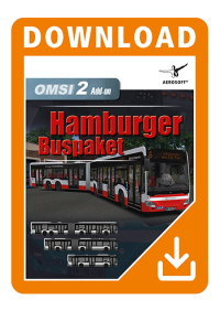 OMSI 2 - ADD-ON HAMBURGER BUSPAKET