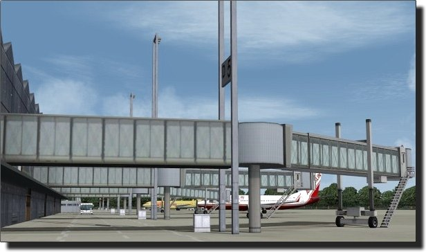 AEROSOFT - GERMAN AIRPORTS 2 2012 - COLOGNE-BONN X FSX FS2004