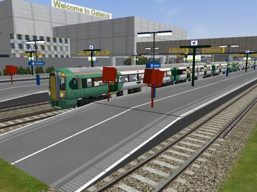 FIRST CLASS SIMULATIONS - LONDON SOUTH COAST