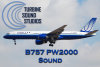 TURBINE SOUND STUDIOS - BOEING 757 PW2000 SOUNDPACK FOR FS2004