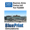 BLUEPRINT - SAEZ V2 UPGRADE FS2004