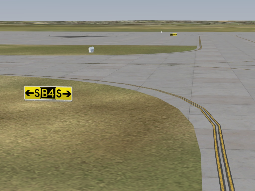 FLIGHTSIM TOOLS - TAXISIGNS HD FSX FS2004/P3D
