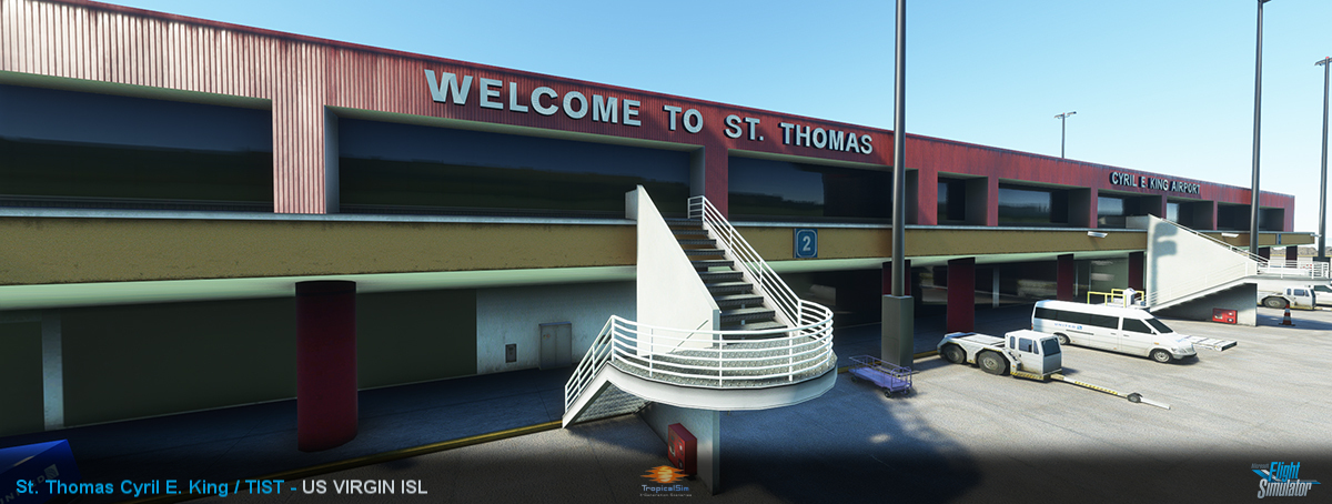 TROPICALSIM - ST THOMAS CYRIL E KING TIST MSFS