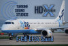 TURBINE SOUND STUDIOS - EMBRAER 190 CF34 HD SOUNDPACK FSX