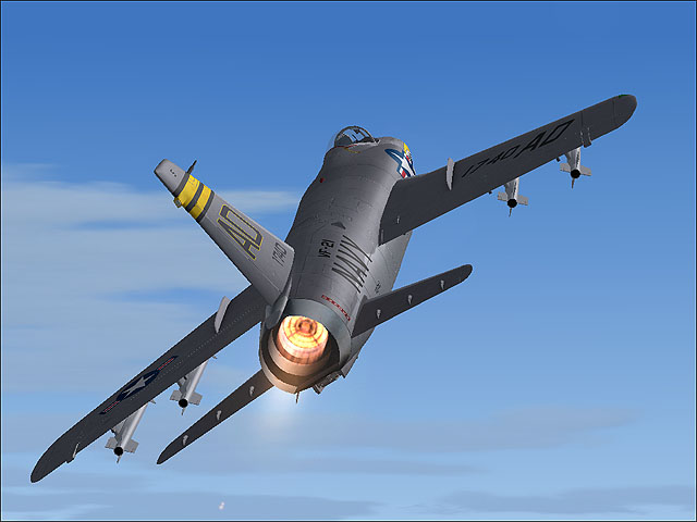 VIRTAVIA - F11F-1 TIGER FSX STEAM EDITION