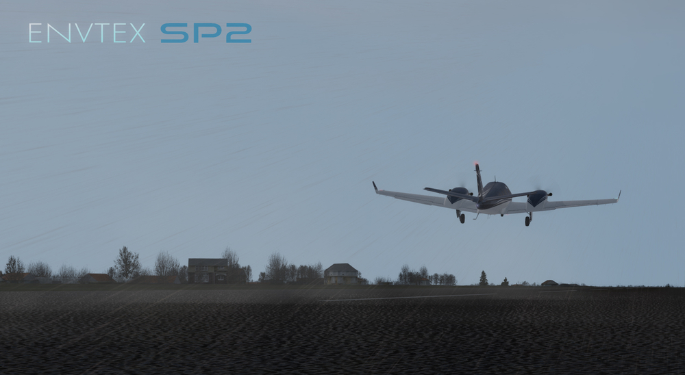 TOGA PROJECTS - ENVTEX FSX P3D