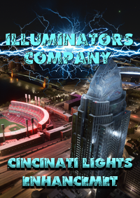 ILLUMINATORS - CINCINNATI (USA) NIGHT LIGHT ENHANDED MSFS