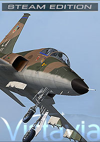 VIRTAVIA - F-5E TIGER II FSX STEAM EDITION