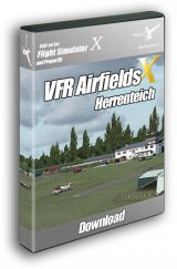 AEROSOFT - VFR AIRFIELDS - HERRENTEICH FSX P3DV2 (DOWNLOAD)