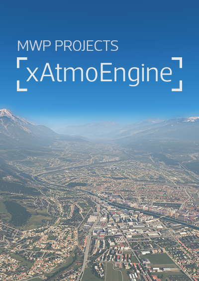 MWP PROJECTS - X ATMOENGINE XP11