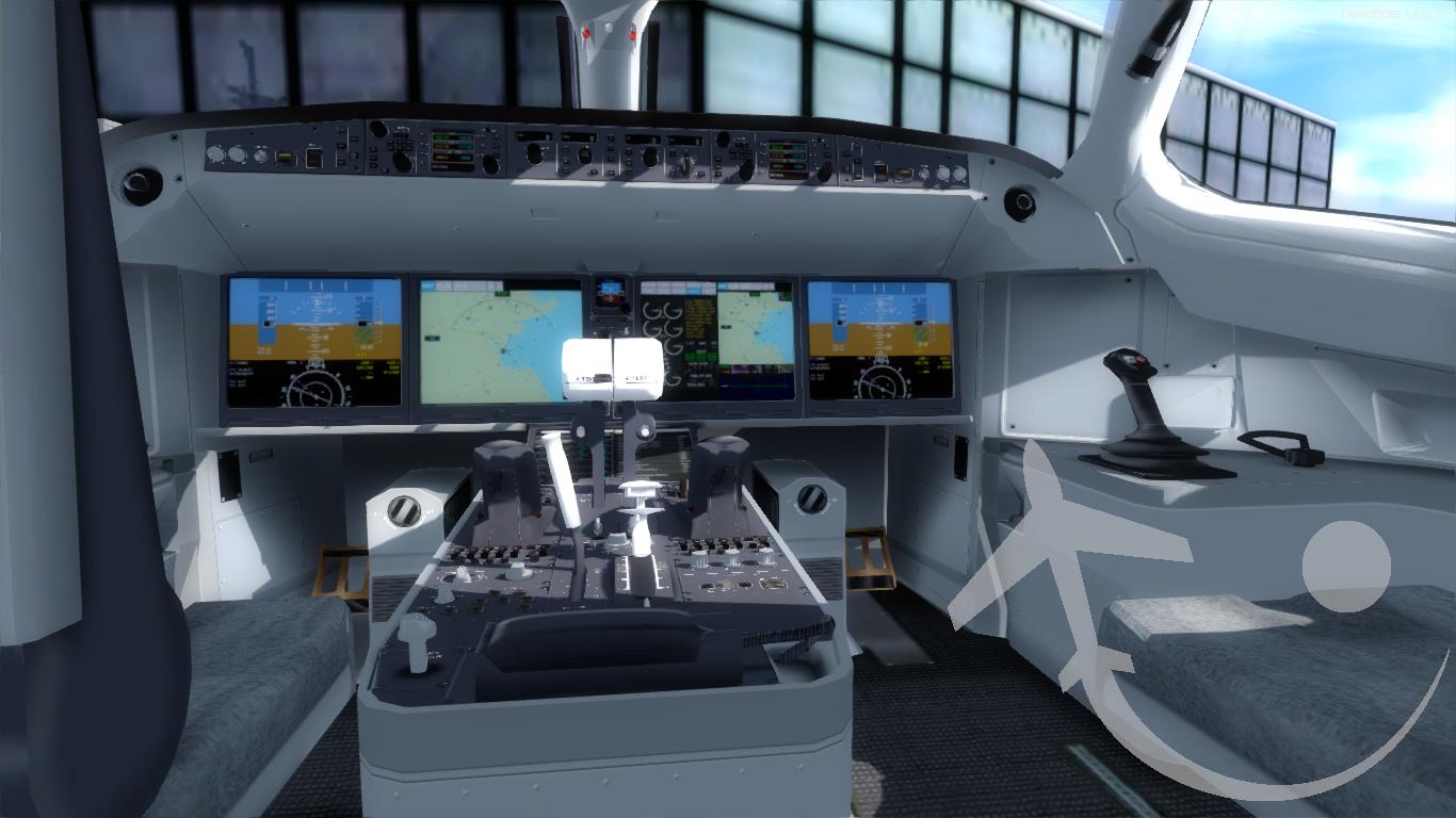 VIRTUALCOL - AIRBUS A220 SERIES PACK FSX/P3D