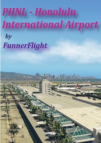 FUNNERFLIGHT - PHNL - HONOLULU INTERNATIONAL AIRPORT X-PLANE11