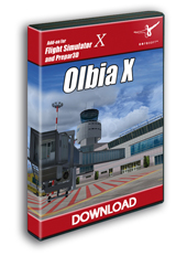 AEROSOFT - OLBIA X (DOWNLOAD)