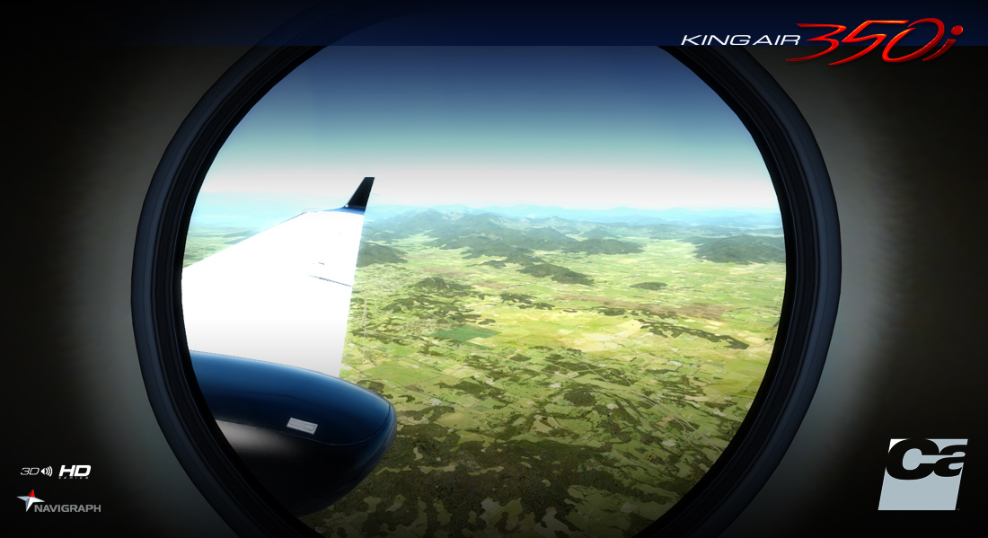 CARENADO - B350I KING AIR HD SERIES FSX P3D