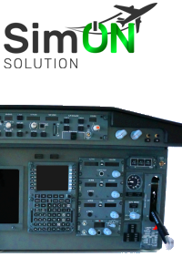SIM ON SOLUTION - BOEING 737 MIP DESKTOP SYSTEM
