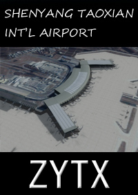DESTINATION - SHENYANG TAOXIAN INTERNATIONAL AIRPORT ZYTX P3D4