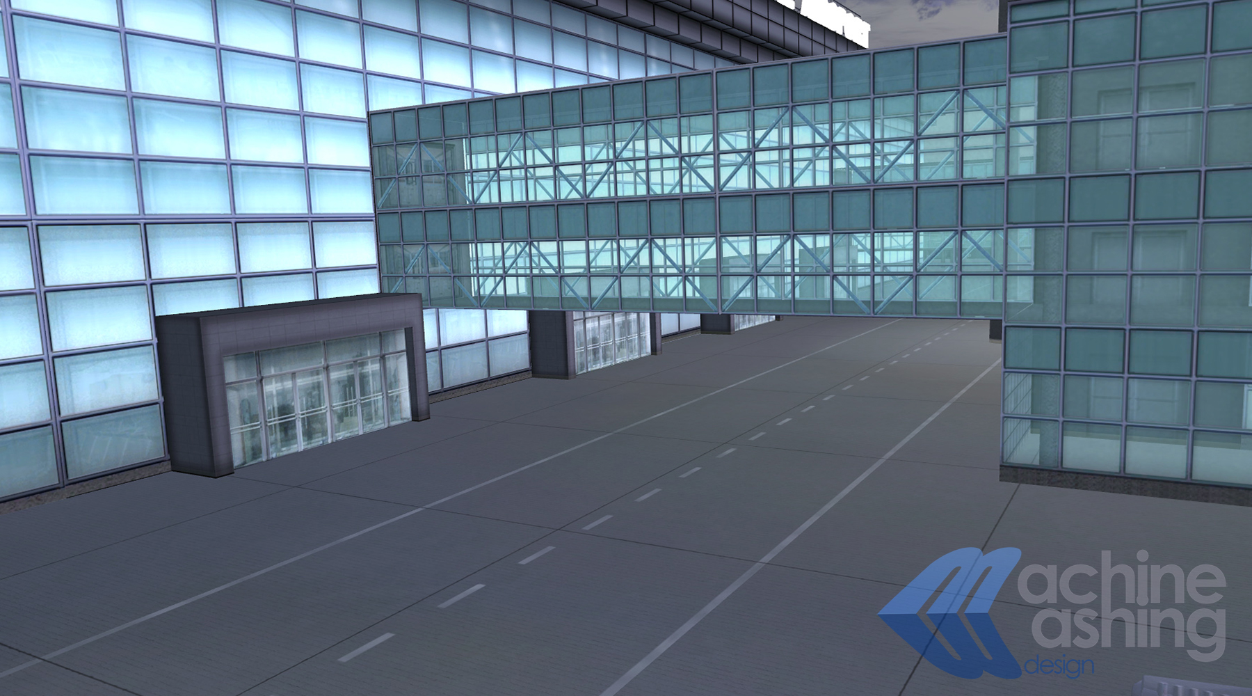 MACHINE WASHING DESIGN - UKCC 2012-2014 FSX P3D