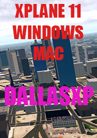 TABURET - XPLANE 11 - DALLAS XP