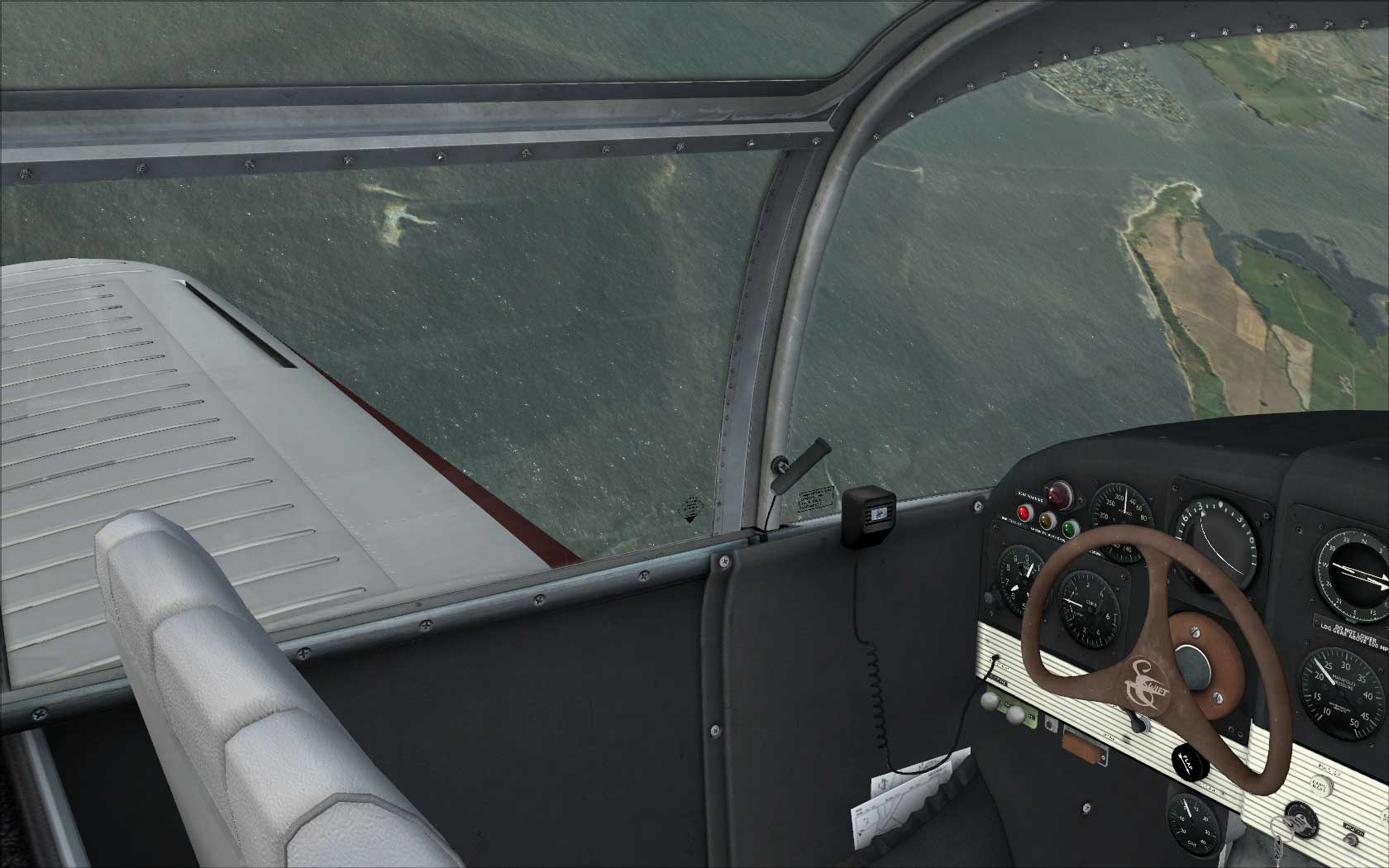 AEROPLANE HEAVEN - GLOBE SWIFT GC-1A FSX P3D