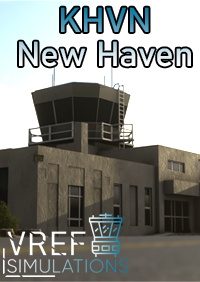 VREF SIMULATIONS - KHVN TWEED NEW HAVEN AIRPORT MSFS