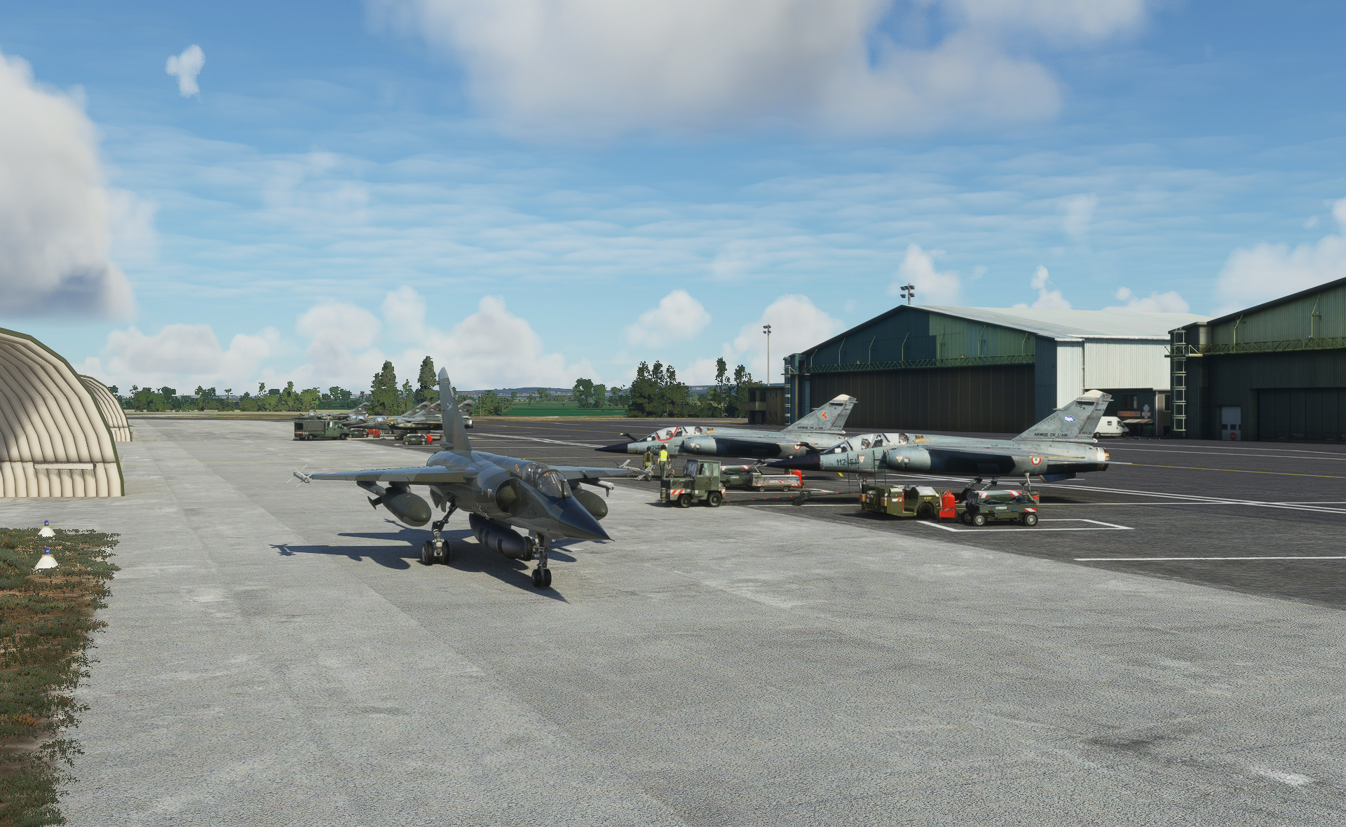 SKYDESIGNERS - FRENCH AIRBASE 112 REIMS-CHAMPAGNE MSFS