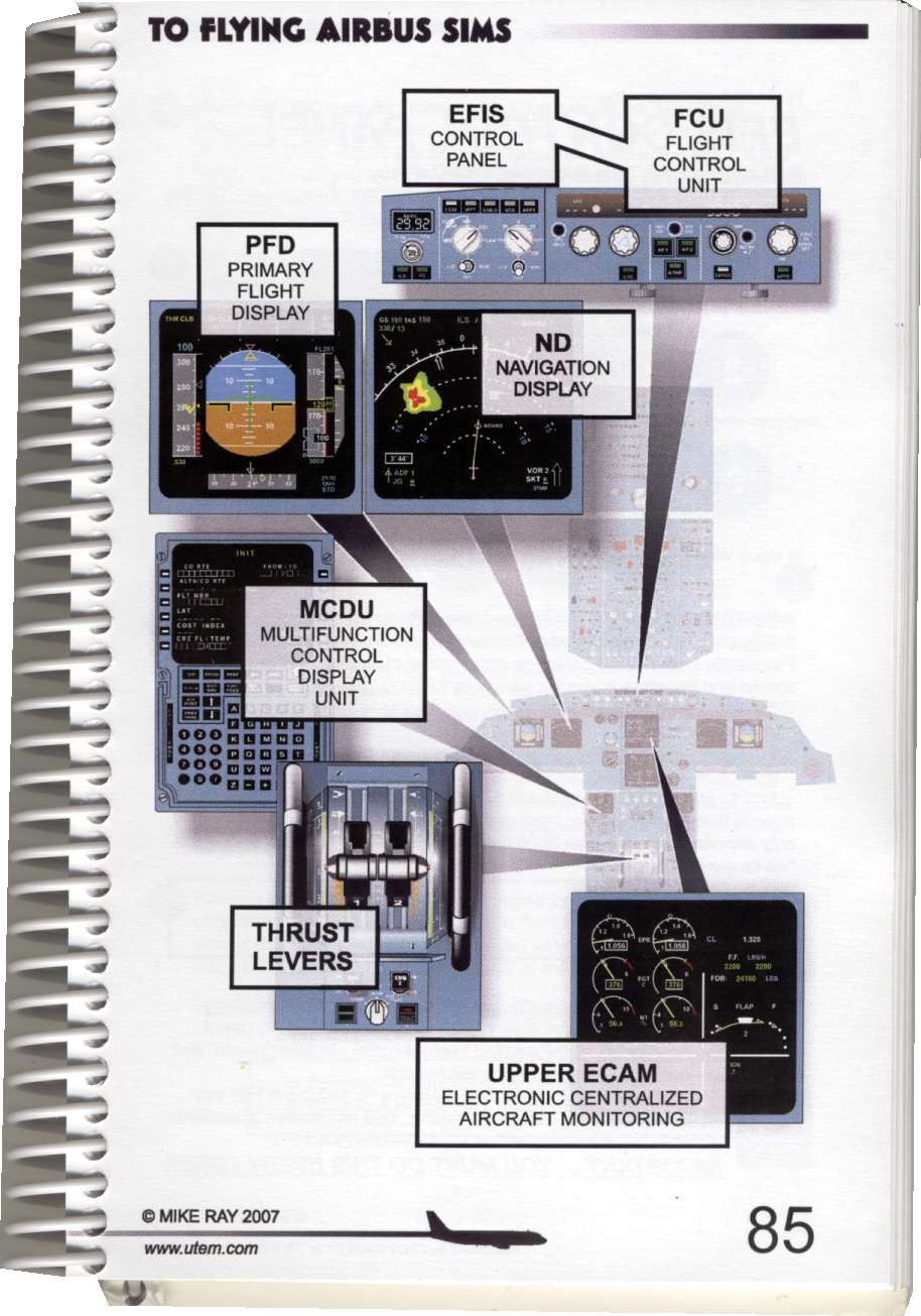 UTEM - SIM-FLYING THE AIRBUS A300 SERIES PDF VERSION