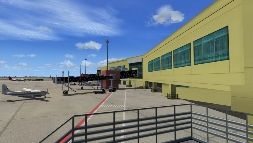 ONET VALLEY - PHNOM PENH INTERNATIONAL AIRPORT FSX