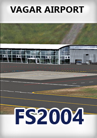 AZURAFILES - VAGAR AIRPORT RELOADED FS2004