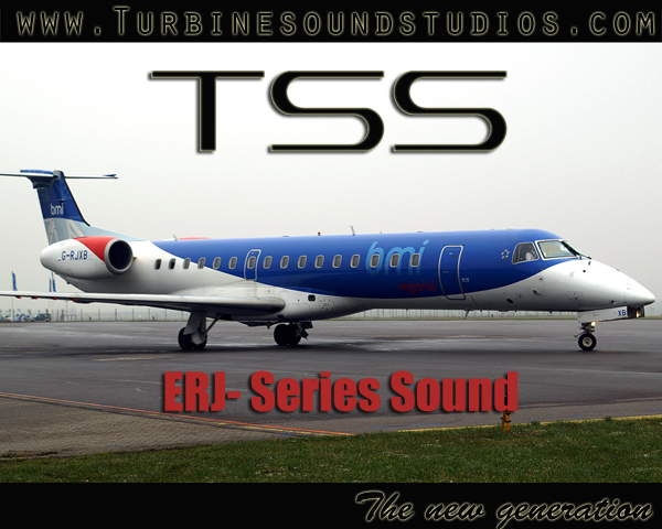 TURBINE SOUND STUDIOS - ERJ-SERIES SOUNDPACK