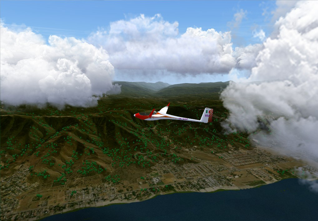 TABURET - SW CALIFORNIA - SAN DIEGO - PHOTOREALISTIC FOR CONDOR