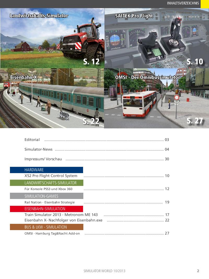 SIMULATOR WORLD 10-2013 DEUTSCH (PDF) (FREE)