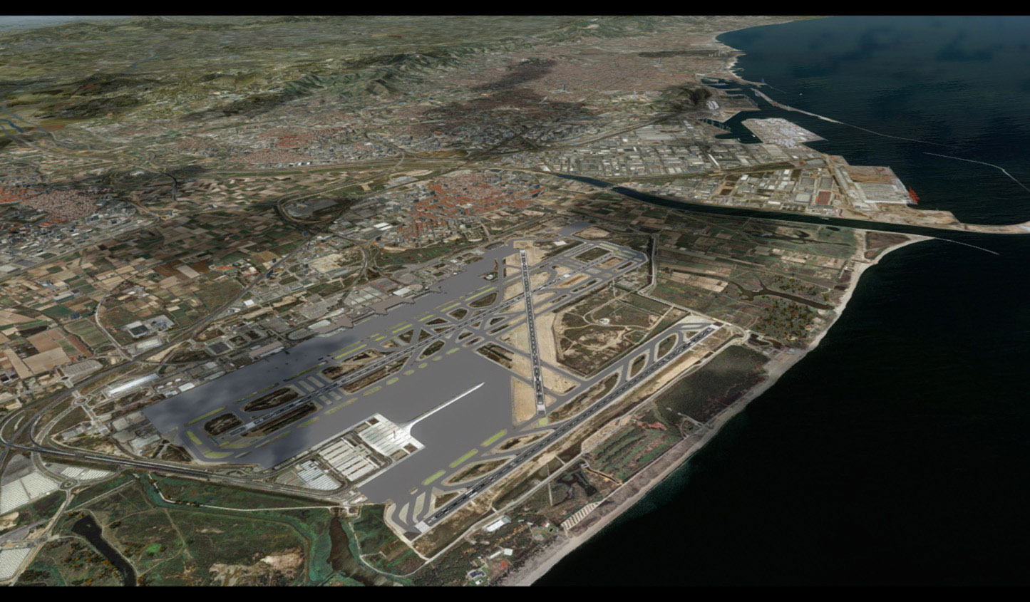 PREALSOFT - HD CITIES - BARCELONA FSX P3D