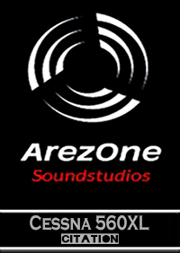 AREZONE-AVIATION SOUNDSTUDIOS - CESSNA CITATION 560XLS SOUNDSET