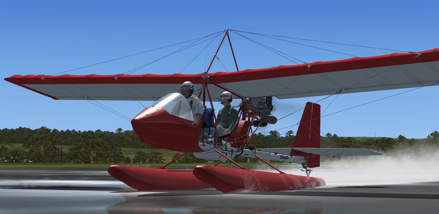 ANTS AIRPLANES - DRIFTER ULTRALIGHT FSX P3D