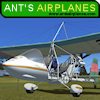 ANTS AIRPLANES - DRIFTER ULTRALIGHT