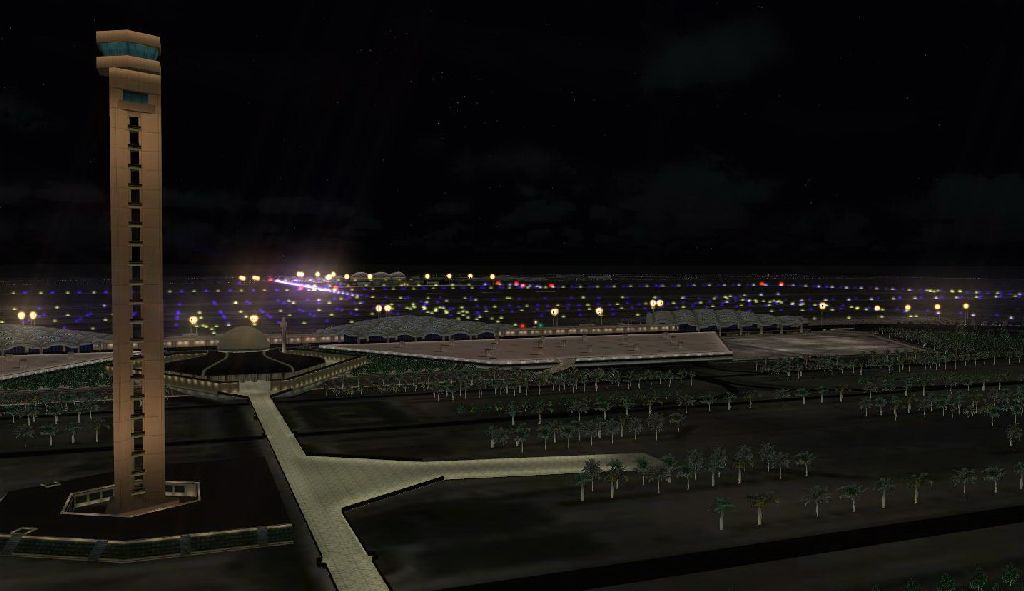 ARMI PROJECT - OERK KING KHALID FSX