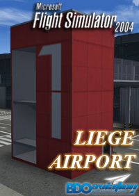 BDOAVIATION - LIEGE INTERNATIONAL AIRPORT FS2004