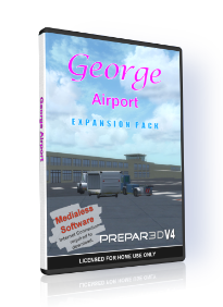 NMG - GEORGE AIRPORT P3D4