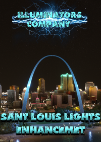 ILLUMINATORS - SANT LOUIS NIGHT LIGHT ENHANCED MSFS